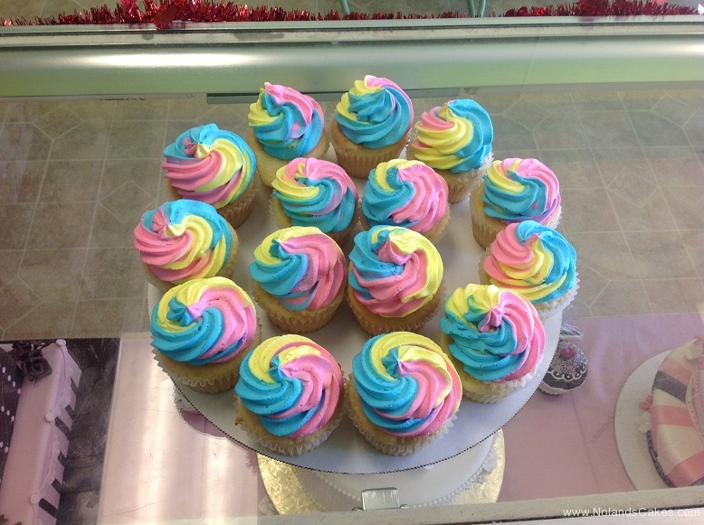 545, rainbow, colorful, pink, yellow, blue, bright, colors, fun, multi color