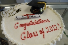 2872, white, red, cap, diploma, good luck, topper