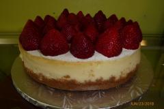 3350, birthday, cheesecake, strawberry cheesecake