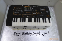 3316, birthday, keyboard, electric keyboard, korg, piano, music, notes, black, white