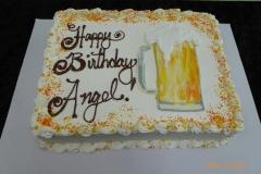 3318, birthday, beer, white, yellow, orange, red