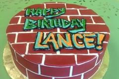 316, birthday, tmnt, teenage mutant ninja turtles, g=brick, bricks, grafitti