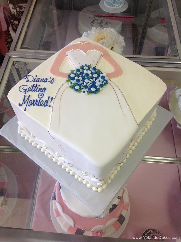 340, bridal, dress, wedding dress, girl, woman, flowers, bouquet, blue, white, married, square,