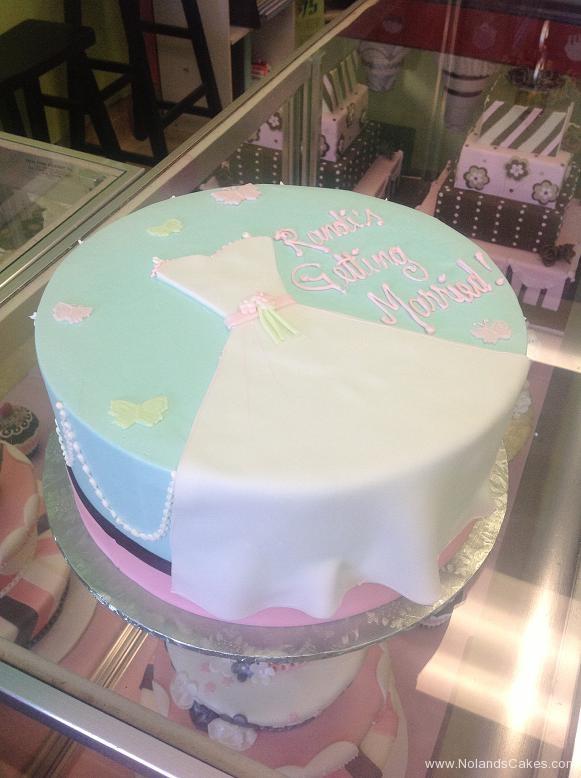 394, blue, white, dress, wedding dress, bride, buttterflies, pink, pastel