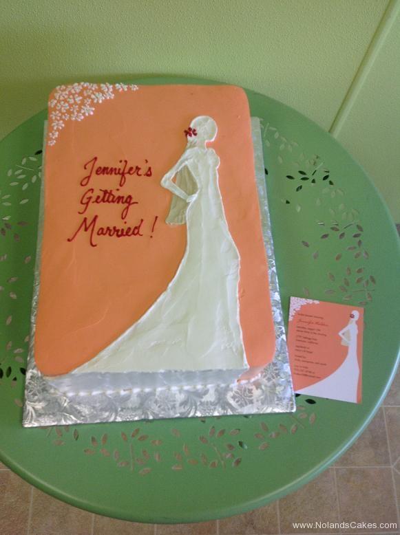429, bride, white, dress, wedding dress, pink, orange, coral, peach, figure, woman