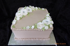 3123, bridal shower, white, green, silver, purple, flower, flowers