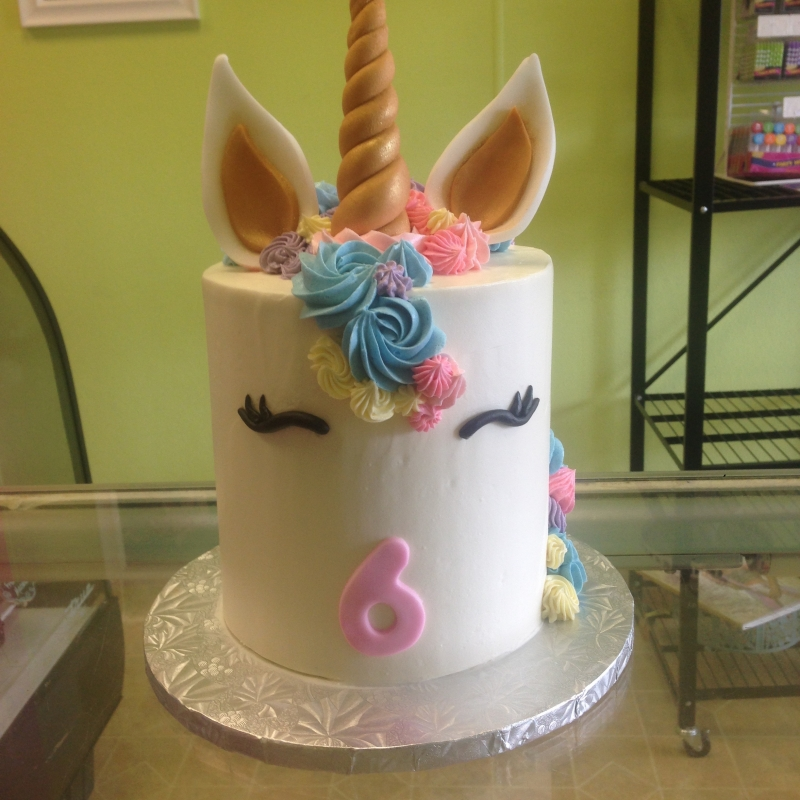 1996, 6th birthday, sixth birthday, unicorn, horn, ears, pastel