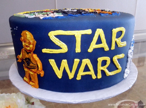 2401, birthday, star wars, lego star wars, luke, darth vader, yoda, c3po, space, spaceship, spaceships