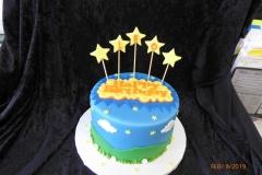 3157, birthday, star, stars, sky, cloud, clouds, green, grass