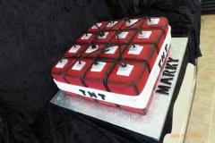 3270, birthday, minecraft, tnt, dynamite, red, white, black