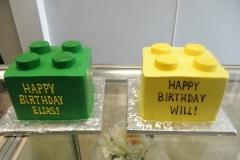 2081, birthday, lego, legos, yellow, green, brick