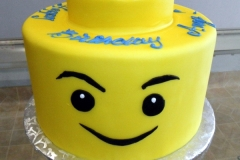 2084, birthday, lego, legos, minifig, minifigure, person, head, yellow, face, carved