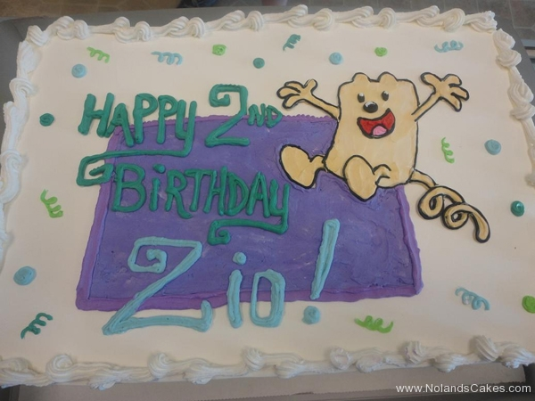 149, second birthday, 2nd birthday, birthday, purple, green, blue, cartoon