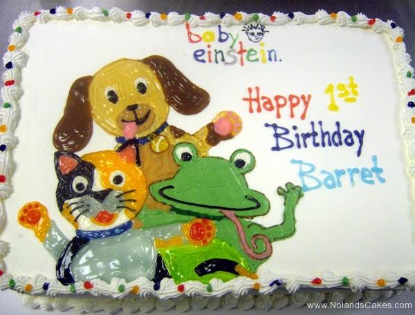 184, baby einstein, 1st birthday, first birthday, dog, cat, frog