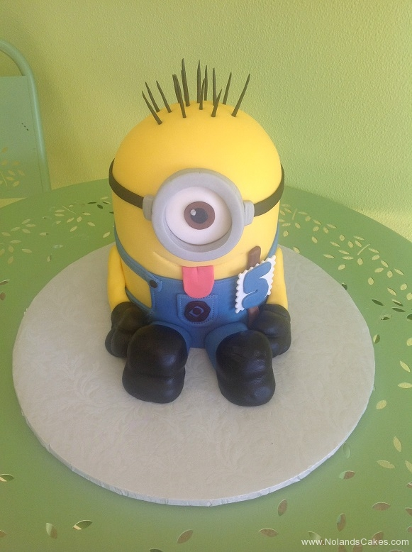 372, 5th birthday, fifth birthday, minion, despicable me, cartoon