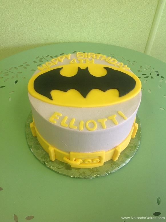 290, 4th birthday, fourth birthday, batman, yellow, black, white, utility belt