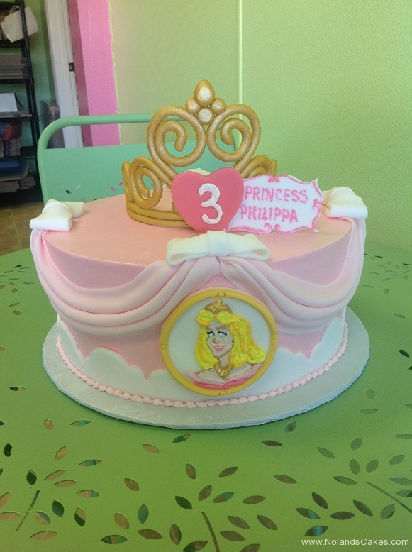 594, third birthday, 3rd birthday, princess, crown, tiara, cinderella, disney, disney princess, pink, gold, white