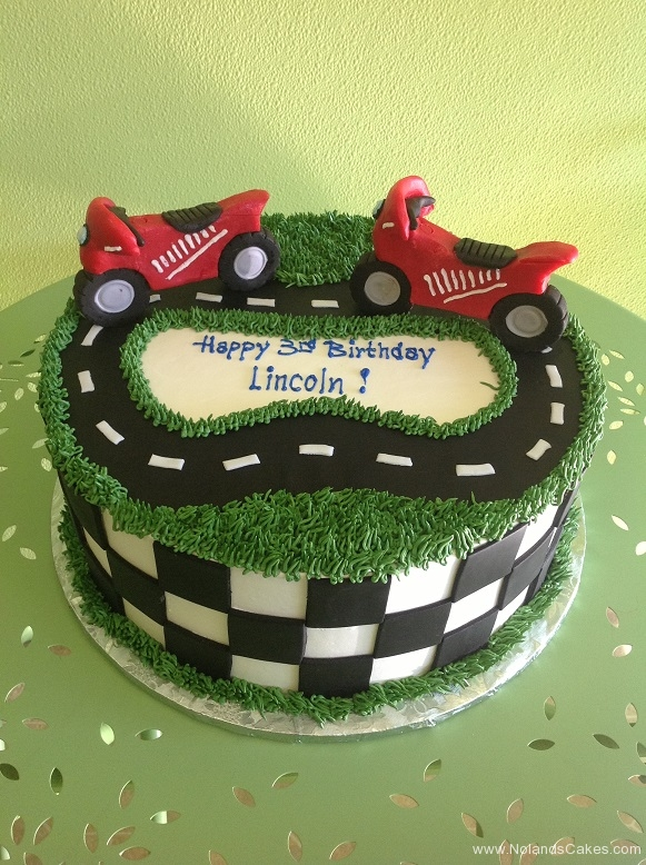 431, 3rd birthday, third birthday, motorcycle, grass, race, racing, racetrack, red, green