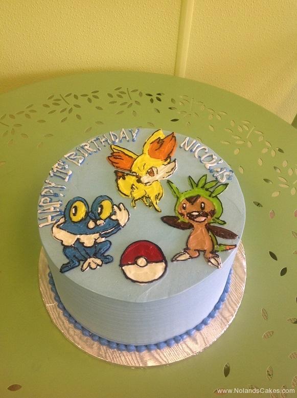 733, 11th birthday, eleventh birthday, pokemon, pokemon go, pokeball, blue