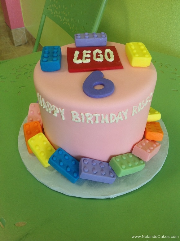 455, birthday, sixth birthday, lego, 6th birthday, pink, legos, blocks, block, brick