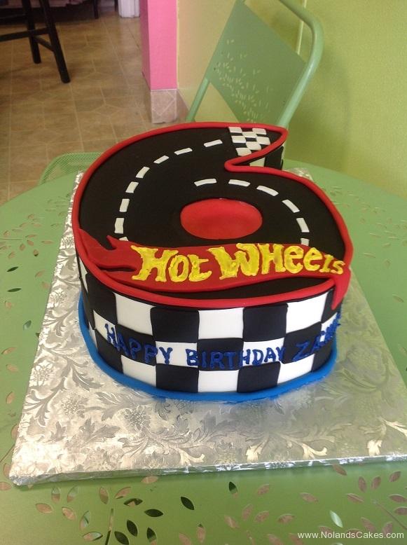 471, 6th birthday, sixth birthday, hot wheels, car, cars, track, race, road, street, red, black