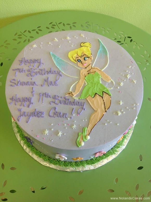 532, 7th birthday, seventh birthday, 11th birthday, eleventh birthday, tinkerbell, disney, peter pan, purple, green, fairy, princess