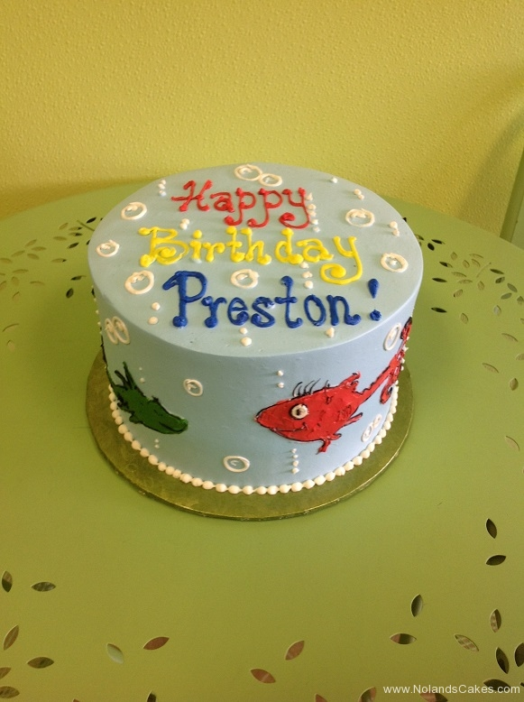 929, birthday, dr seuss, seuss, one fish two fish, bubbles, bubble, fish, red, green, blue