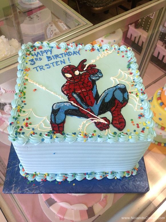 1297, 3rd birthday, third birthday, spiderman, superhero, superheroes, marvel, red, blue