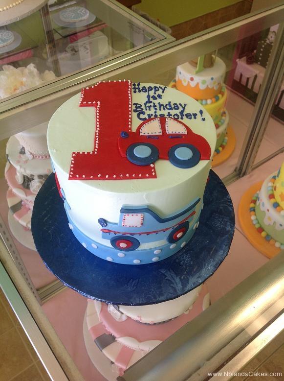 1332, first birthday, 1st birthday, car, cars, truck, trucks, red, blue, white