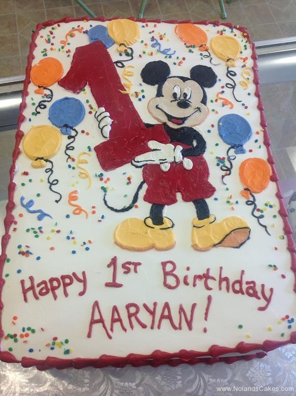 1011, first birthday, 1st birthday, mickey mouse, mickey, balloon, balloons, red, white, black