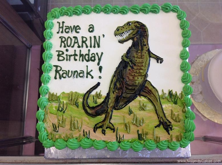1476, birthday, dinosaur, t rex, trex, green, brown