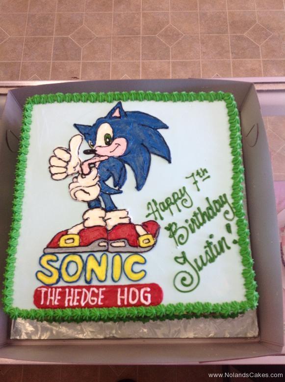 1483, 7th birthday, seventh birthday, sonic the hedgehog, sonic, rings, trees, tree, ring, blue, green, red