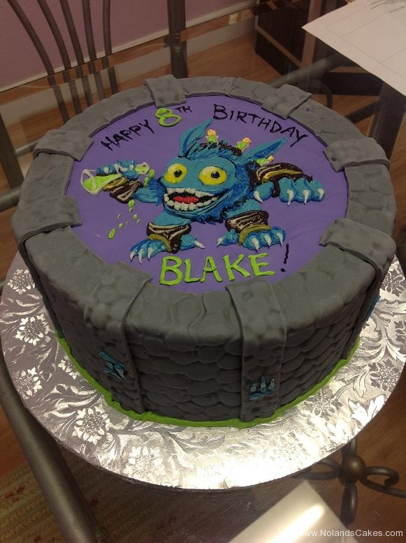 1508, 8th birthday, eighth birthday, dark, gray, grey, sewer, purple, manhole, monster, gremlin, blue