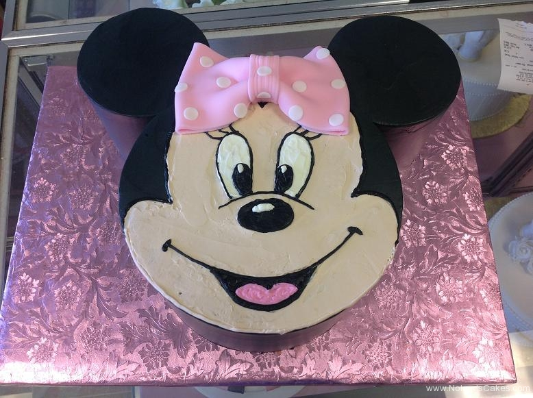 1059, birthday, minnie mouse, minnie, disney, bow, bows, pink, dots, face