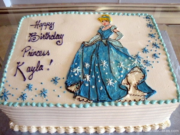 1727, birthday, disney, princess, cinderella, blue, white, star, stars, snowflake, snowflakes
