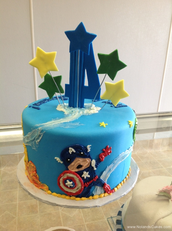 1781, 4th birthday, fourth birthday, star, stars, avengers, ironman, captain america, hulk, blue, green, red, yellow