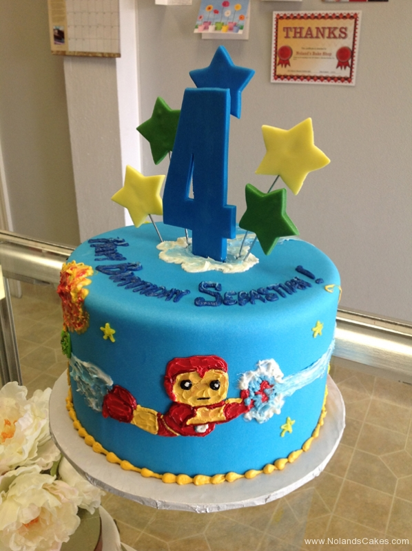 1788, 4th birthday, fourth birthday, star, stars, avengers, ironman, captain america, hulk, blue, green, red, yellow
