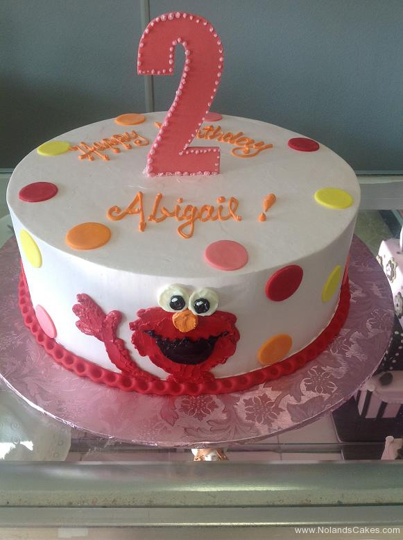 1894, second birthday, 2nd birthday, elmo, red, orange, yellow, white