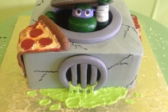 423, birthday, teenage mutant ninja turtles, tmnt, sewer, pizza, cartoon, cartoons