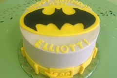 290, 4th birthday, fourth birthday, batman, yellow, black, white, utility belt