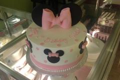 547, 1st birthday, first birthday. minnie mouse, minnie, disney, bow, bows, dot, dots, pink white, black