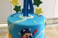 1781, 4th birthday, fourth birthday, star, stars, avengers, ironman, captain america, hulk, blue, green, red, yellow
