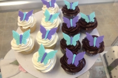 515, blue, purple, white, brown, butterfly, butterflies