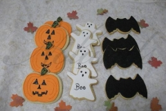 2673, halloween, october, pumpkin, jack o lantern, ghosts, boo, spirits, cute, bats, black, orange, white