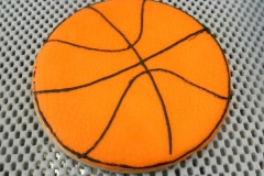 2681, basketball, sports, orange, black, ball