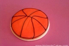 2682, basketball, sports, orange, black, ball