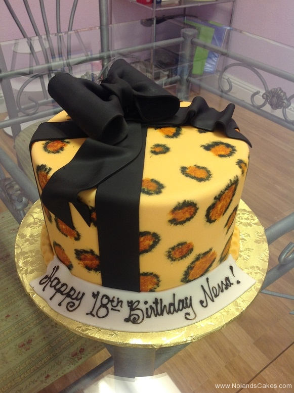 922, black, ribbon, bow, leopard, cheetah, orange, black, yellow, fur