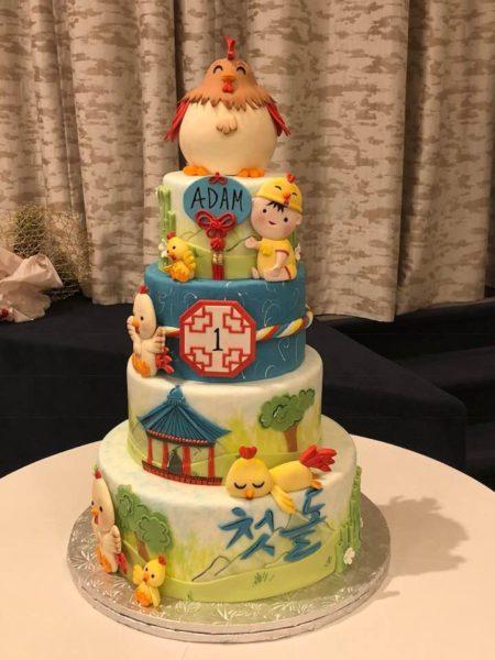 Custom Kids Birthday Cake Nolands